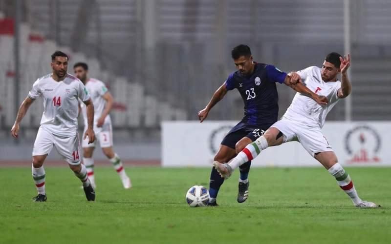فوتبال ایران توان فنی بردن عراق را دارد