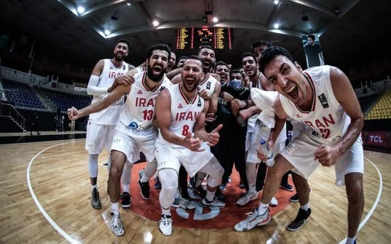 ایران چهارمین تیم مسابقات کاپ آسیا ۲۰۲۱