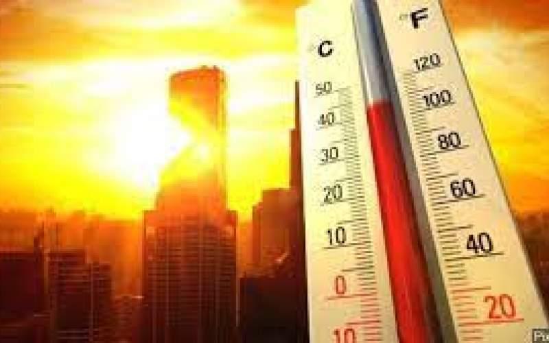 افزایش ۴ تا ۶ درجهای دمای هوا در غرب کشور
