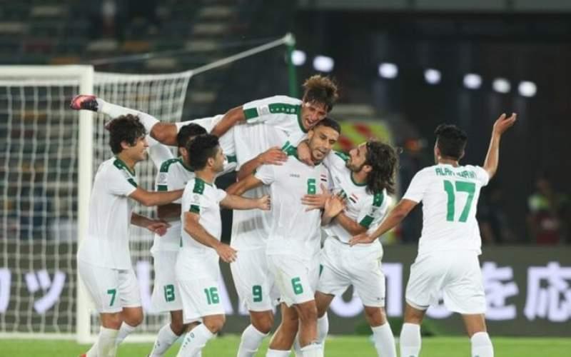 عراق به دوربعدی انتخابی جام جهانی صعودکرد