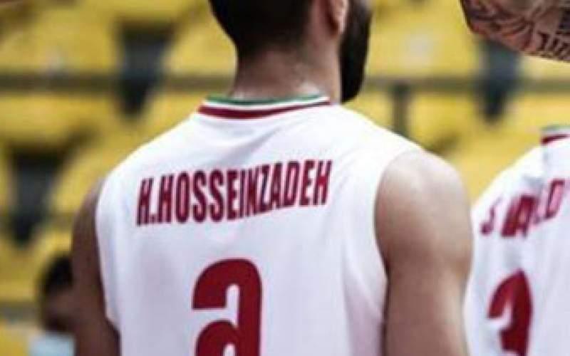اختراع عددجدید توسط تیم ملی بسکتبال/عکس