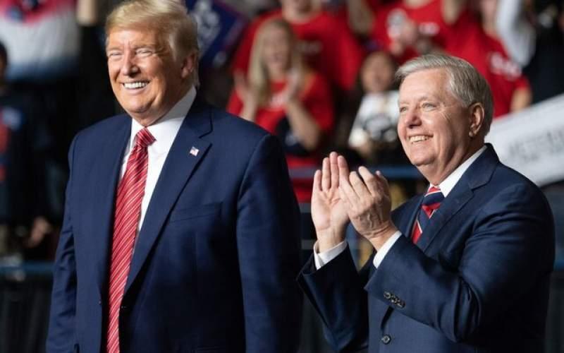 دلتنگی سناتور آمریکایی برای دونالد ترامپ