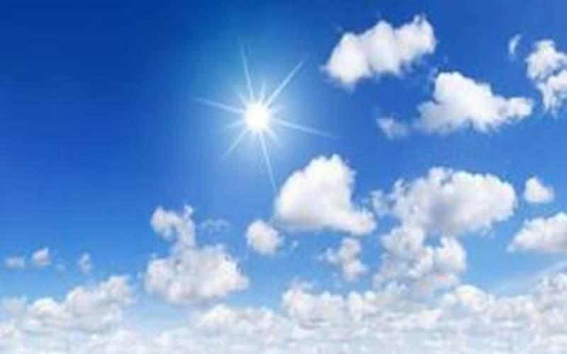 آسمان صاف و آفتابی در بیشتر نقاط کشور