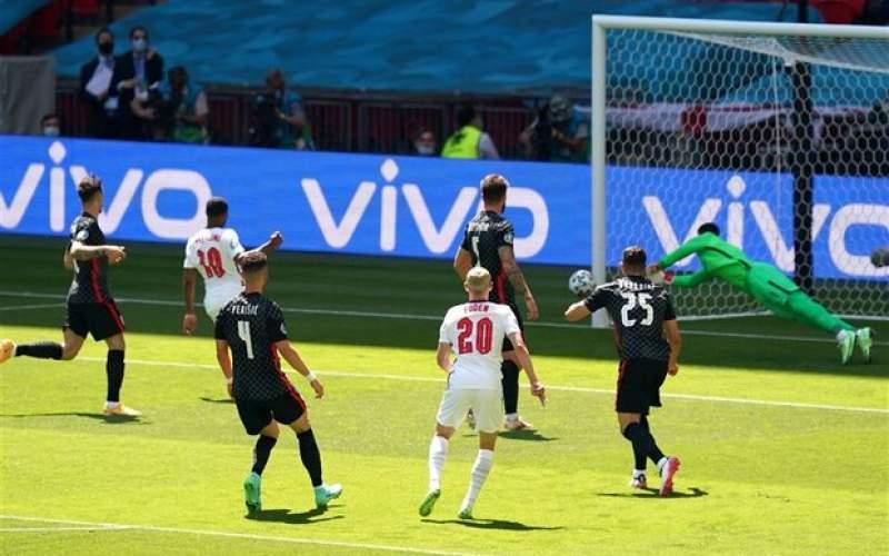 پیروزی هوشمندانه انگلیس مقابل کرواسی