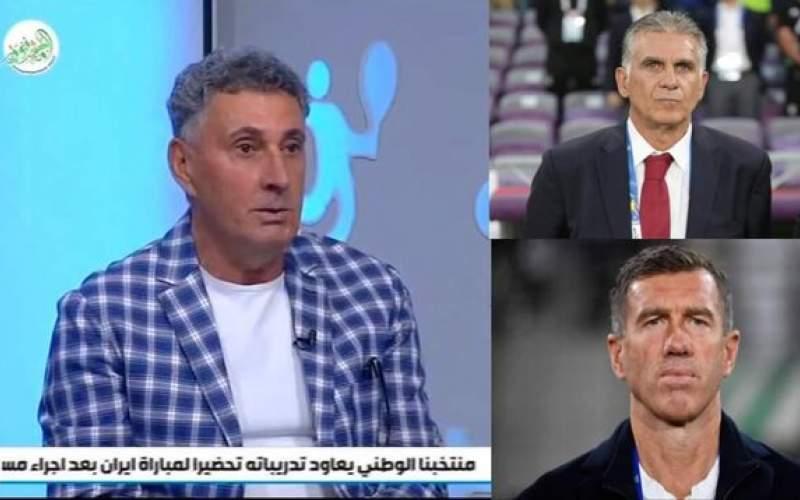 عراقیها به دنبال جذب  کارلوس کیروش