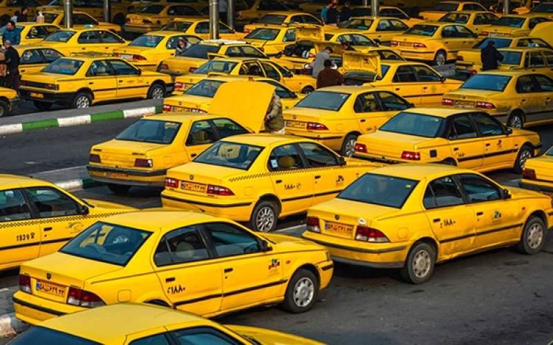 فوت 70 راننده تاکسی پایتخت در اردیبهشت
