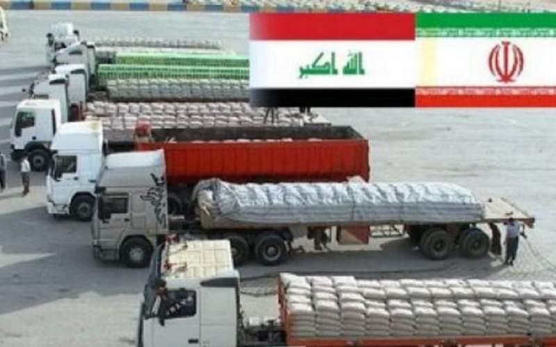 عراق بیشتر خریدار کدام کالای ایرانی است؟