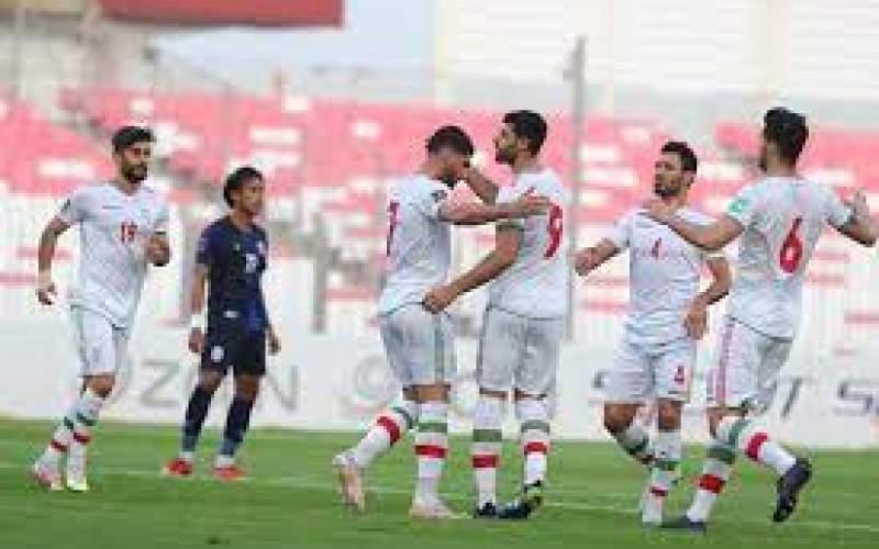 عراق تیم خوبی است، اما ایران بهتر است