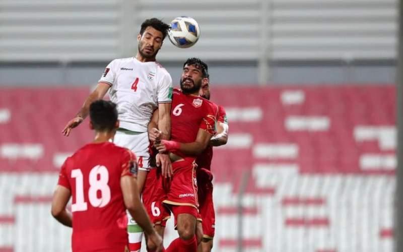 هشدار به بازیکنان تیم ملی ایران