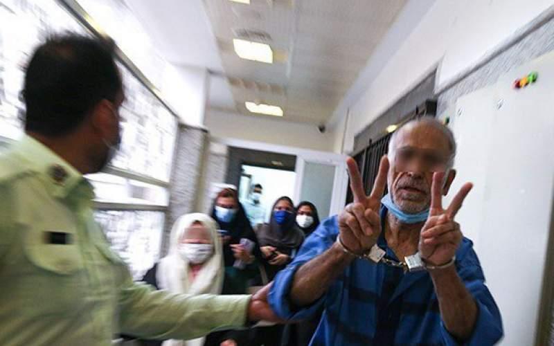 پزشکی قانونی:اکبر خرمدین اختلال روانی دارد