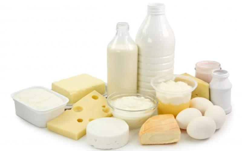 افزایش قیمت محصولات لبنی مجوز ندارد