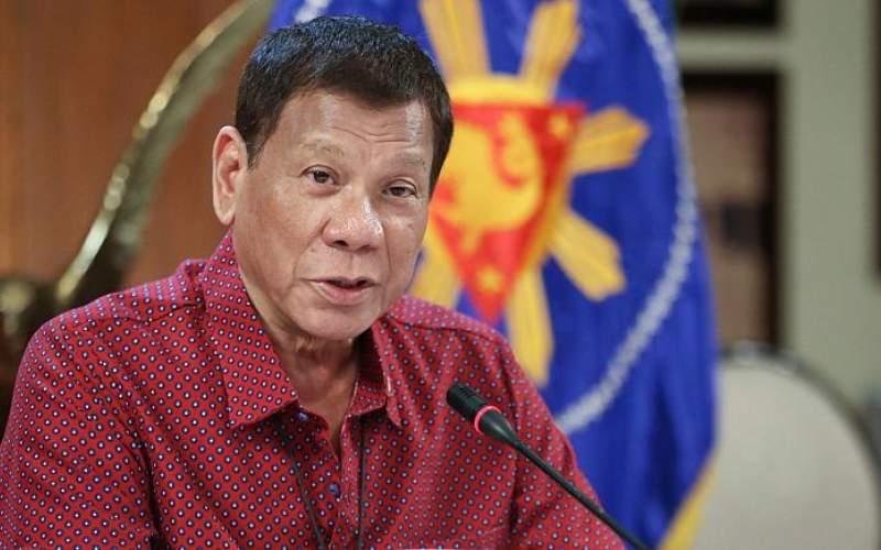 جنگ مواد مخدری دولت فیلیپین با دیوان کیفری