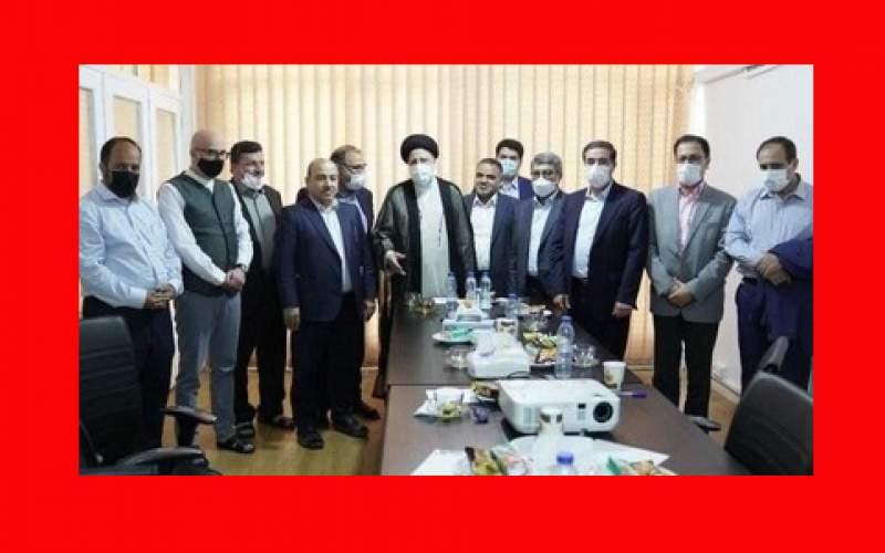 مدیران مسوول رسانههای موسوم به اصلاحطلب با رئیسی بیعت کردند!