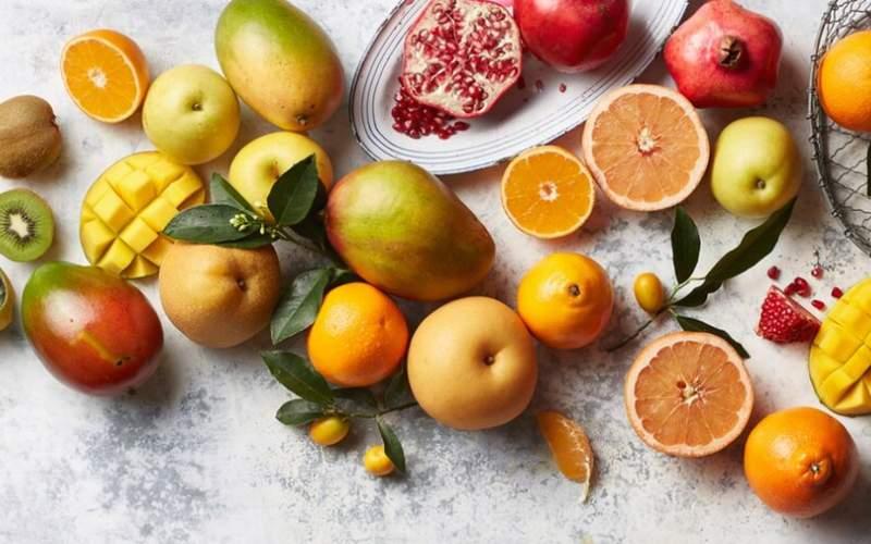 ۹ میوه کمقند که میتوانیم هر روز مصرف کنیم
