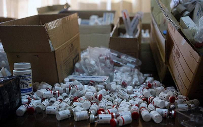 قاچاق دارو در پستوهای مجازی