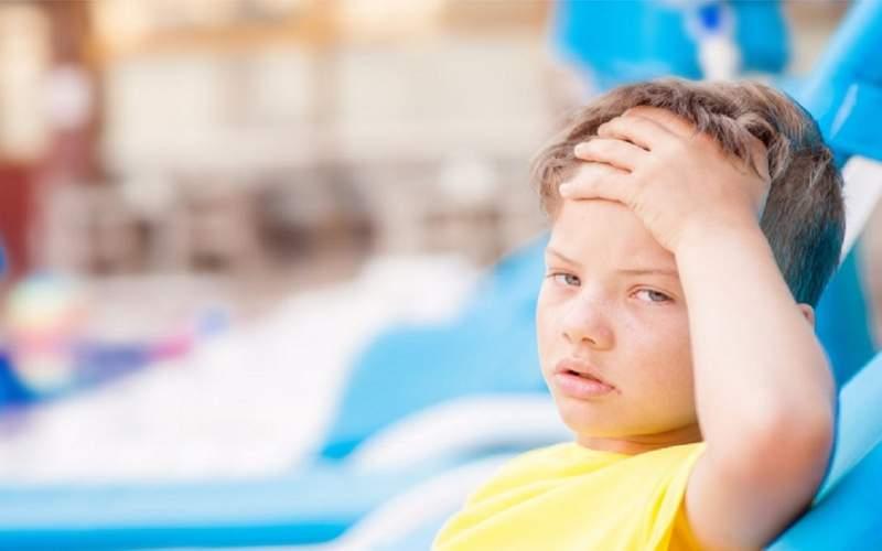 ترفندهایی برای مقابله با گرمازدگی در تابستان