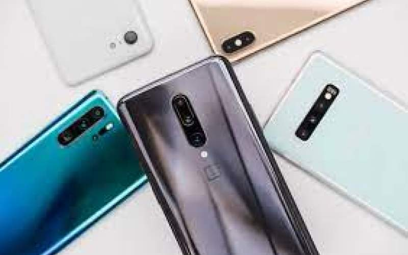 گوشیهای موبایل در محدوده ۵ میلیون تومان