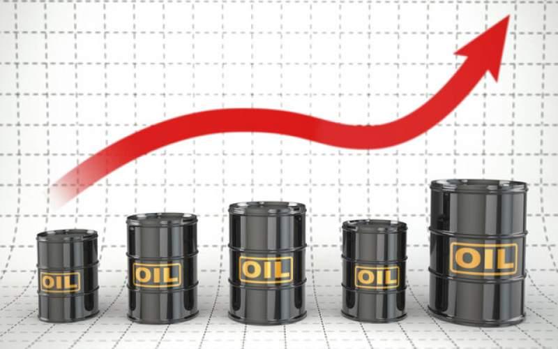 قیمت نفت برنت به مرز ۷۵ دلار رسید