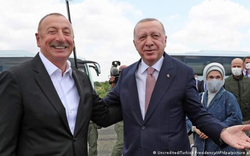 امضای سند همپیمانی میان ترکیه و آذربایجان