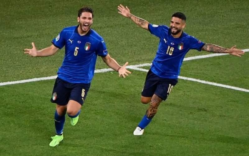 ایتالیا همچنان بینقص در یورو ۲۰۲۰