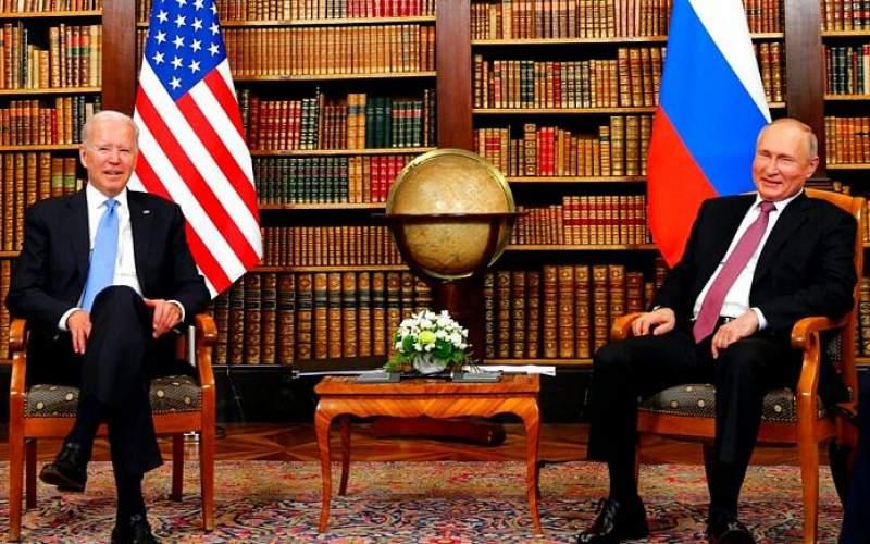 مذاکره رودرروی بایدن با همتای روسش
