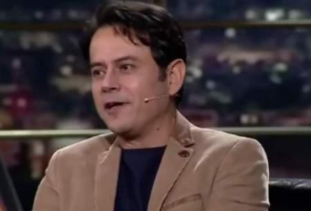 ماجرای شباهت رحیم نورزی با جانی دپ!