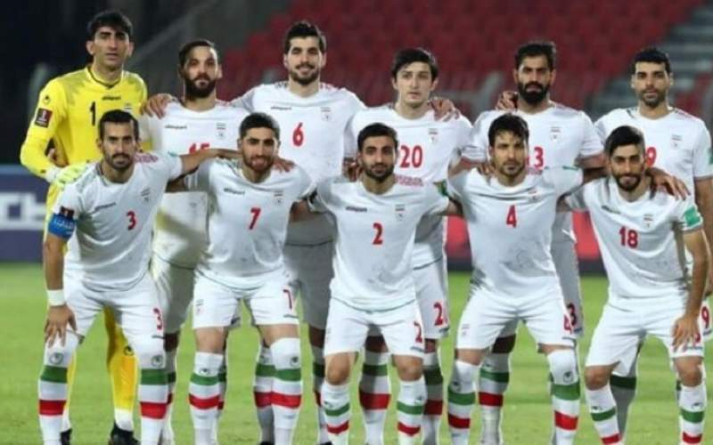 ایران سومین تیم گرانقیمت آسیا