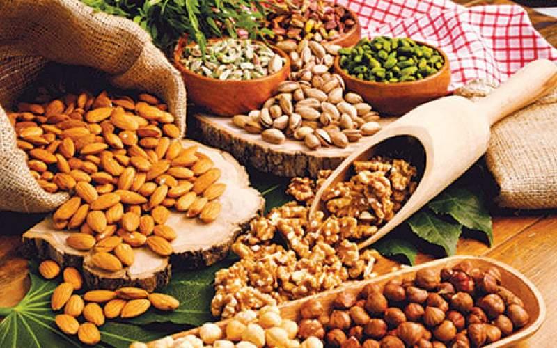 افزایش ۳۶ درصدی صادرات خشکبار