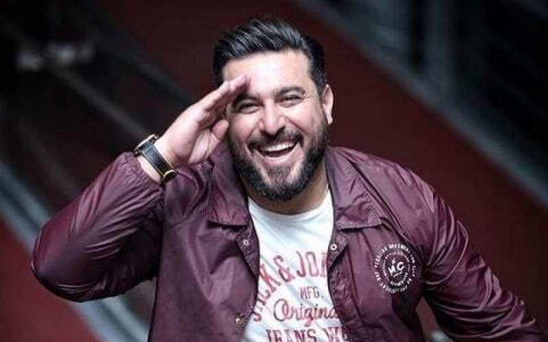 محسن کیایی از بیمارستان مرخص شد/عکس