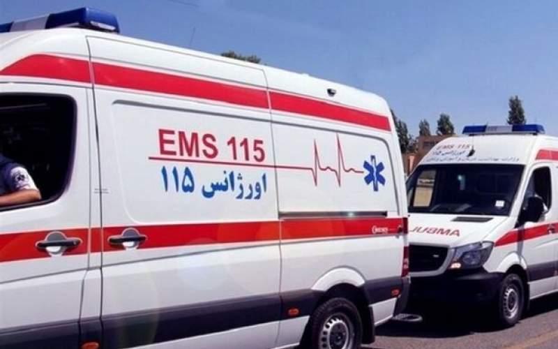مرگ تکنسین اورژانس در حین مأموریت