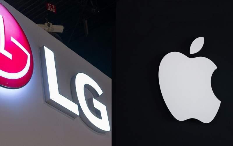 همکاری ال جی و اپل برای فروش محصولات