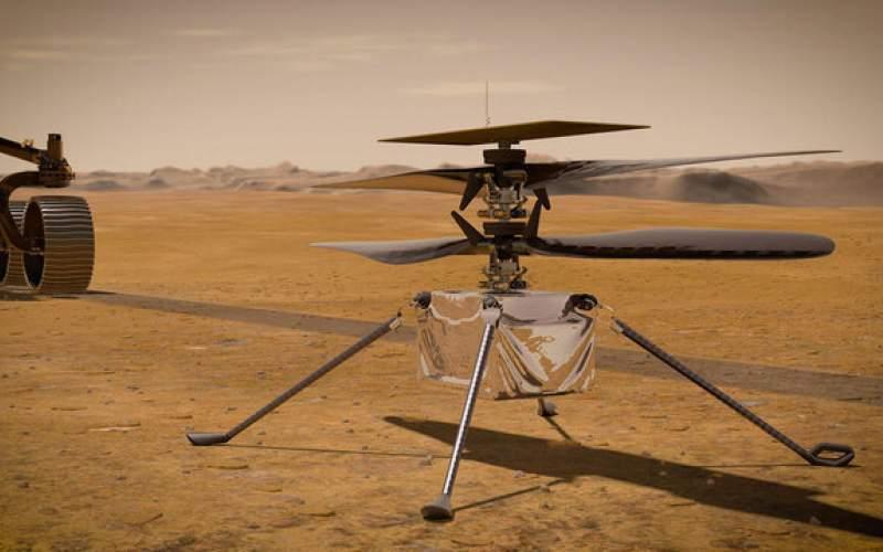"""""""نبوغ"""" در تدارک هشتمین پرواز در مریخ است"""