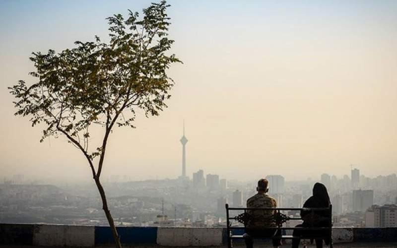 تهران از ابتدای سال چند روز هوای آلوده داشت؟