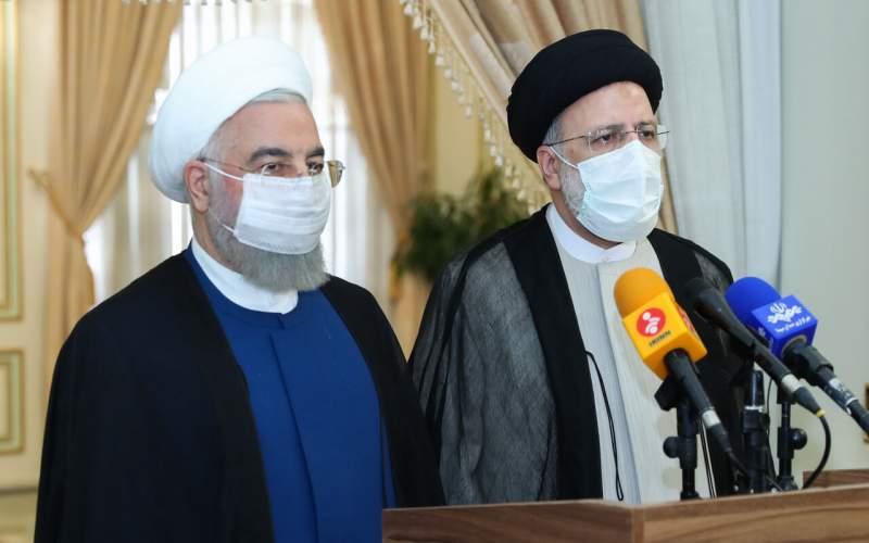 روحانی: از ۱۲ مرداد رئیسی، رئیسجمهور است