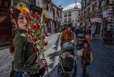 بام دنیا - تبت