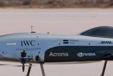 پرواز اولین ماشین مسابقهی پرندهی جهان