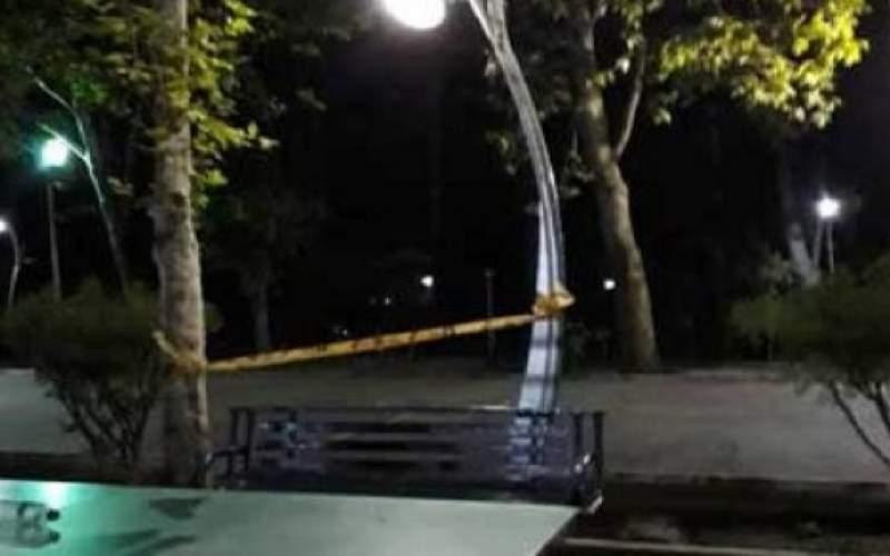نوجوان ۱۴ساله، قربانی درگیری در پارک