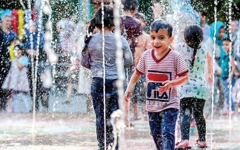 رنگ شادی کودکانه را به شهرها نپاشیدهایم