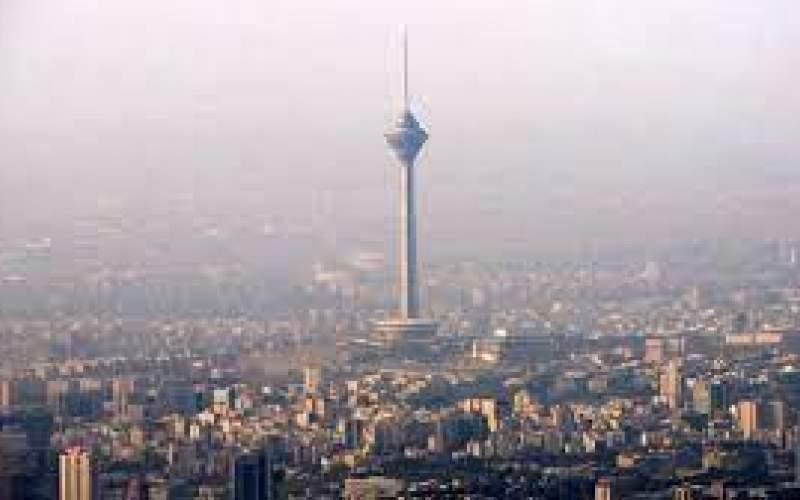 کاهش نسبی کیفیت هوای پایتخت