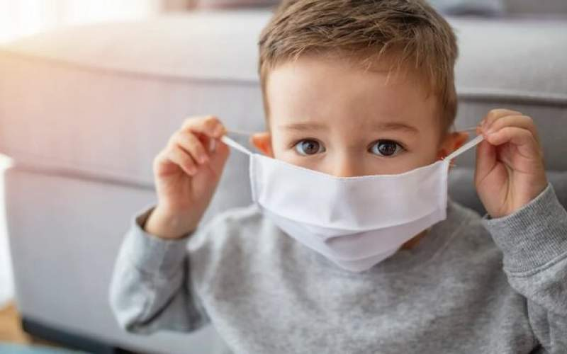 ماسک سیستم ایمنی کودکان را تضعیف میکند؟