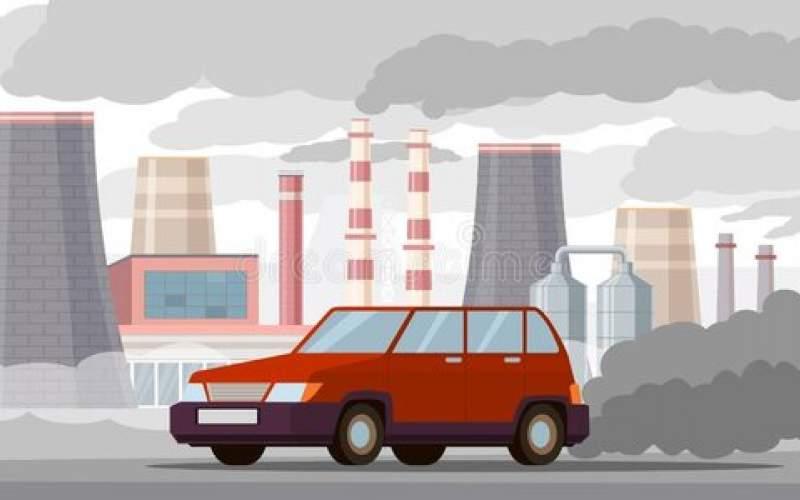باورکنید هوای تهران درگرما هم آلوده است