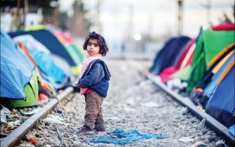 ۸۲ میلیون آواره در جهان