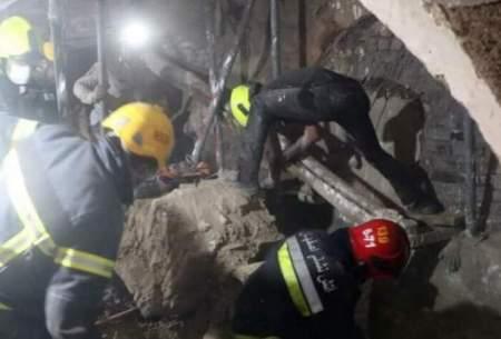 ۲کشته در ریزش چاه در اصفهان