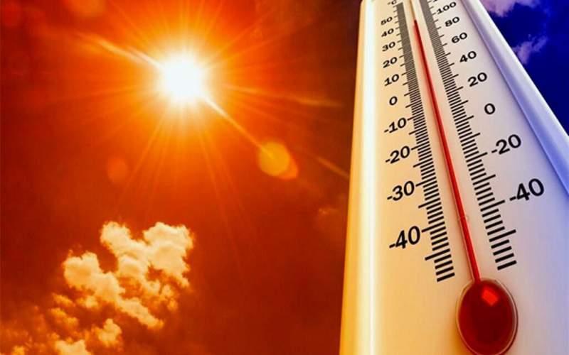 گرما بالای ۴۹ درجه در راه خوزستان