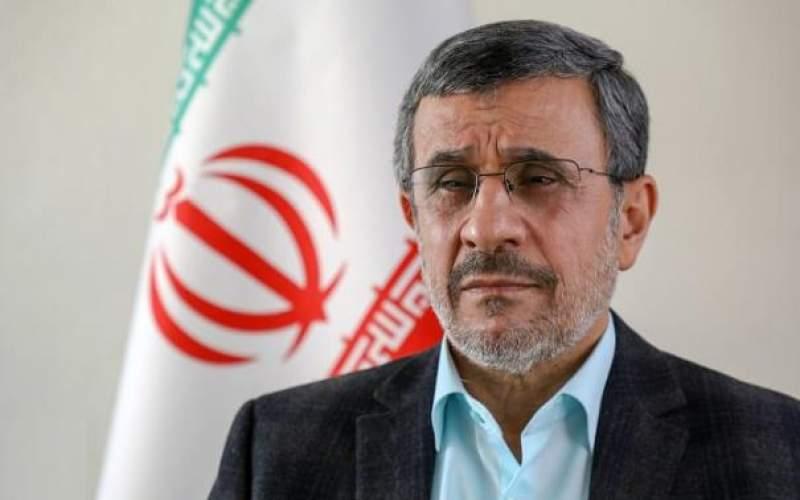 پاسخ احمدینژاد به فردی که او را حرامی خواند!