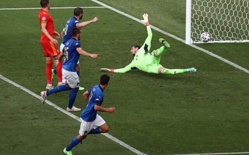 صعود مقتدرانه ایتالیا در یورو ۲۰۲۰با سه برد