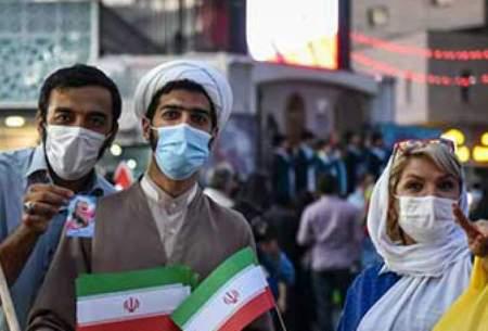 دو تصویر خاص از جشن هواداران رئیسی در تهران