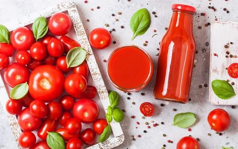 سلامت قلب رابامصرف گوجهفرنگی تضمین کنید