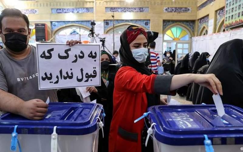 کممشارکتترین انتخابات  جمهوری اسلامی
