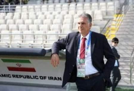 کیروش، پیشنهاد سرمربیگری عراق را رد کرد